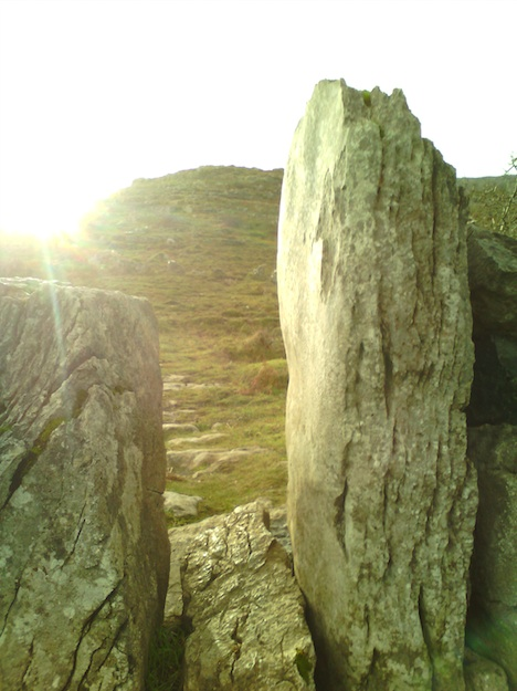 The Burren, and beyond. EO'D