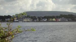 Kinvara, Gateway to the Burren. Photo: BO'Donnell
