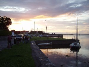 Kinvara Harbour    Photo: BO'D