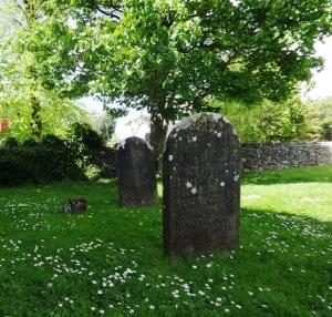 Church of England Graveyard, The Glebe, Kinvara Photo: EO'D