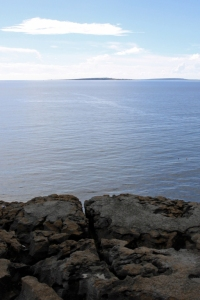 View from County Clare Photo: Norma Scheibe