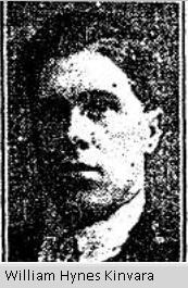 William Hynes Kinvara. Photo: Connacht Tribune 1920