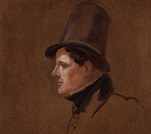 Daniel O'Connell   George Hayter National Portrait Gallery