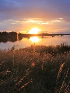 Kinvara Sunset Photo: Norma Scheibe