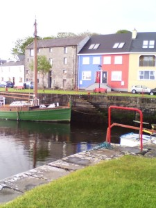 The Quay, Kinvara Photo: EO'D