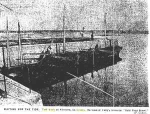 Kinvara Pier Photo: Connacht Tribune