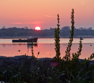 Kinvara Twilight Photo: Norma Scheibe