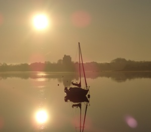 Kinvara Sunset Photo; Norma Scheibe