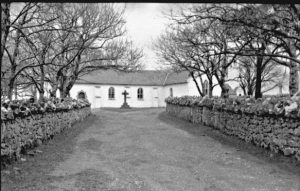 St. Colman's Church, Kinvara. Cresswell archives