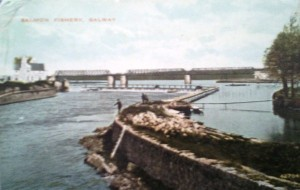 Salmon Weir Bridge Galway