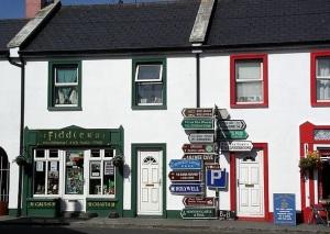 Ballyvaughan, Co. Clare Photo: Velela Wikimedia Commons