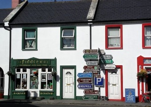 Ballyvaughan, Co. Clare Photo: Velela Wikimedia Commons