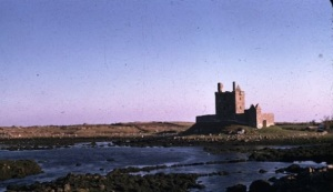 Dunguaire Castle, Kinvara. c.1950 Cresswell Archives