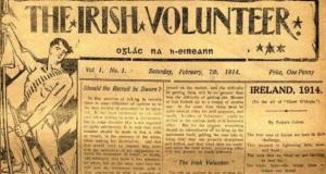 The Irish Volunteer