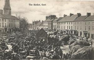The market, Gort