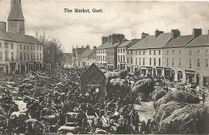 The market, Gort