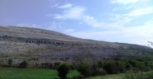 A walk in the Burren Photo: EO'D