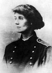 Countess Markiewicz (1887 - 1927) Photo: Getty/Hulton Wikimedia Commons