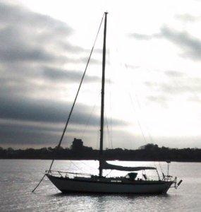 Kinvara Bay Photo: EO'D