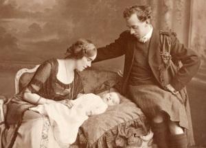 Muriel, Donagh and Thomas MacDonagh, 1913 National Library of Ireland