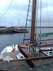 Kinvara Quay Photo: EO'D