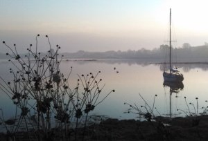 Kinvara morning Photo: EO'D
